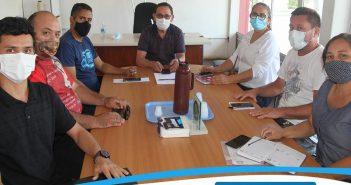Reunião emergencial sobre as novas medidas restritivas de enfrentamento à Pandemia – COVID-19
